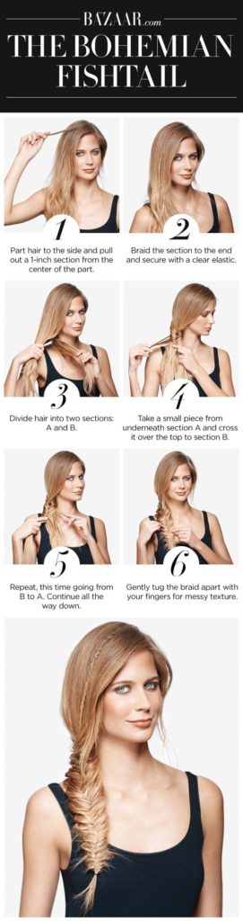 Fishtail Braid Headband Tutorial: Cute Hairstyles Fishtail Braid Headband Tutorial: Cute Hairstyles new images