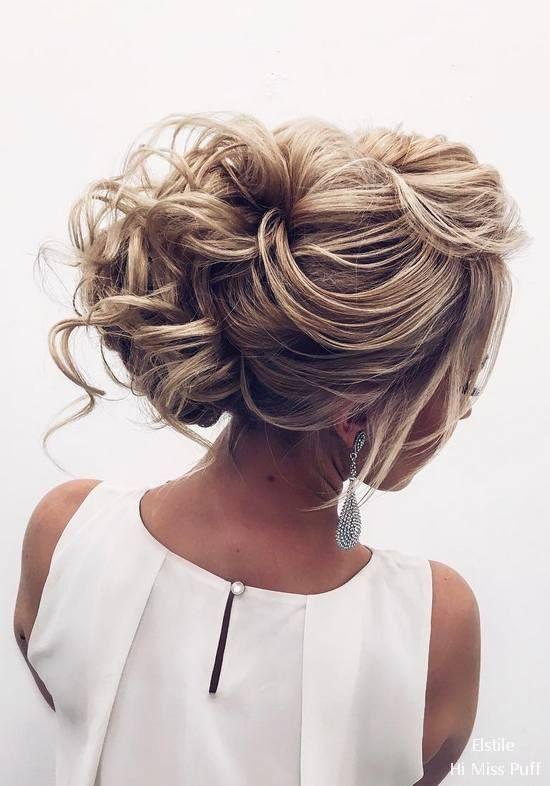 Elstile Wedding Updos Long Hairstyles for Wedding