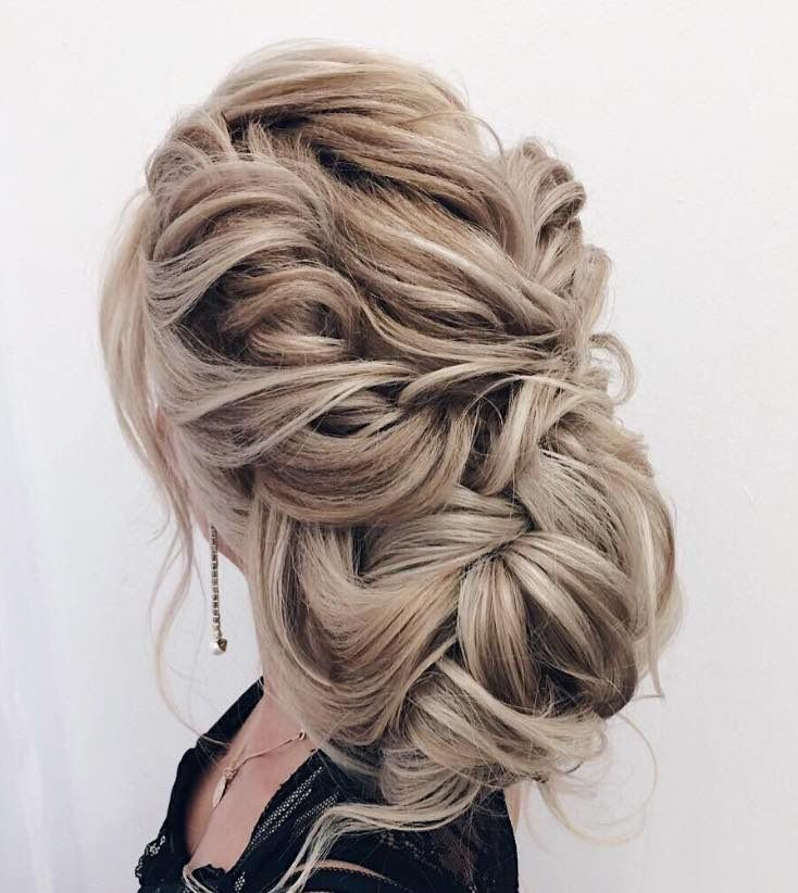 Featured Hairstyle: Elstile Wedding Hairstyles and Makeup; www.elstile.com; We...