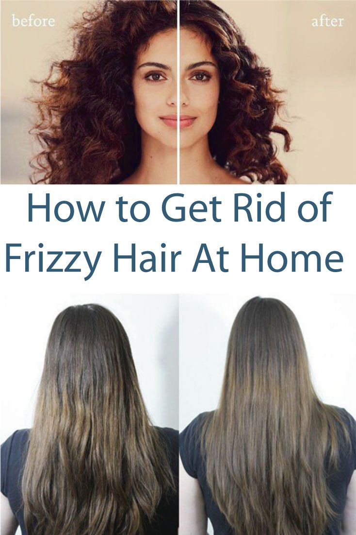 How annoyed with frizzy hair? Instead of using expensive hair solutions loaded w...
