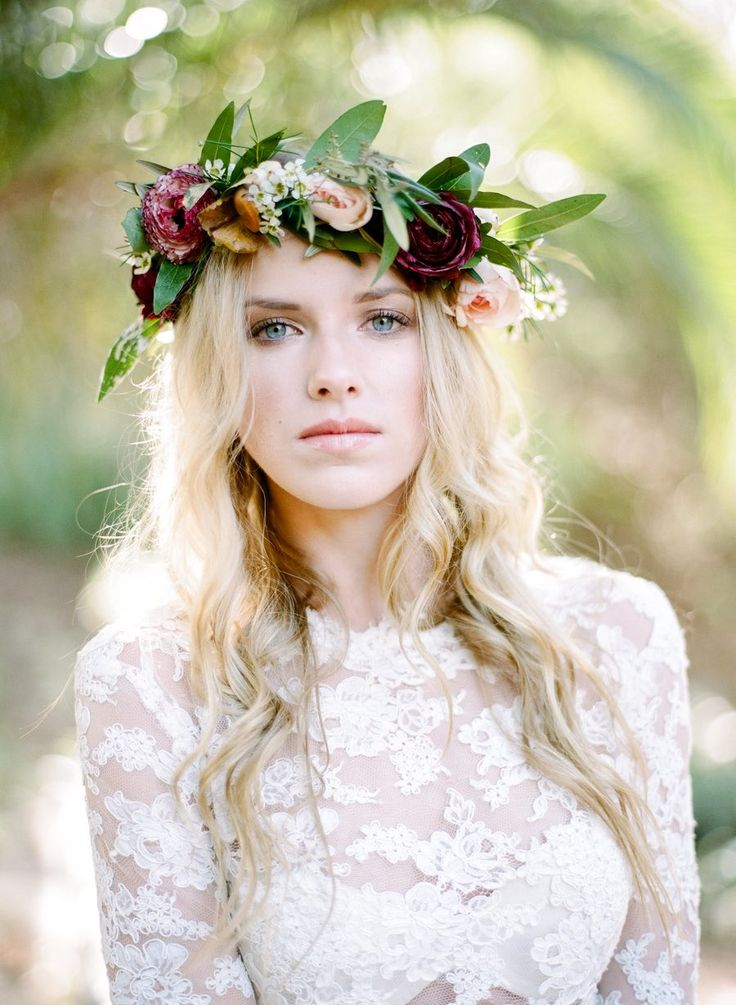 Featured Photographer: Rebecca Yale Photography; wedding hairstyle idea