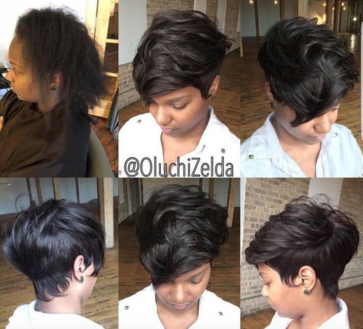 Nice transformation by Oluchi Opara - blackhairinformat...
