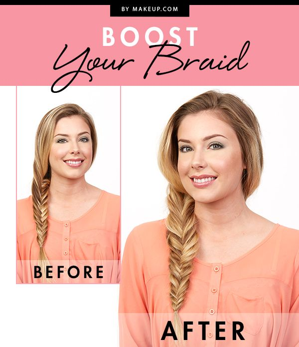 Whether you want a fuller fishtail braid, thicker waves or a bigger topknot, a t...