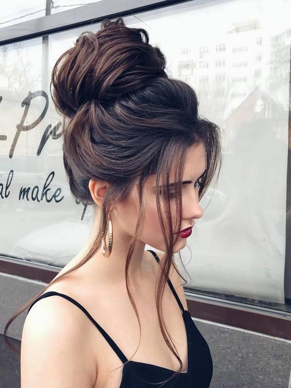 Elstile Long Wedding Hairstyles and Updos / www.deerpearlflow...