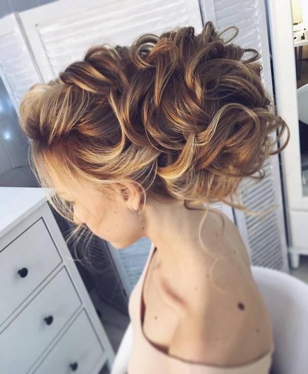 Long wedding updo hairstyles from tonyastylist  #weddingupdos #weddinghairstyles...