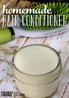 Would you like luxurious locks and be the envy of your friends? This homemade co...