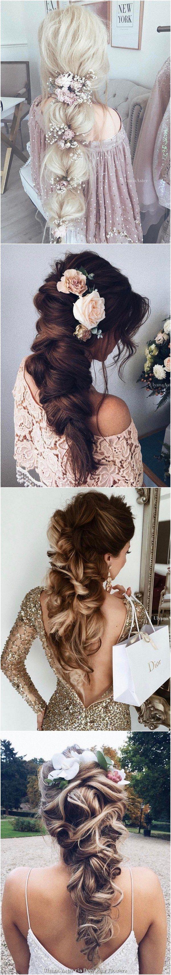 Ulyana Aster Long Wedding Hairstyles Inspiration - www.ulyanaaster.com   Deer Pe...