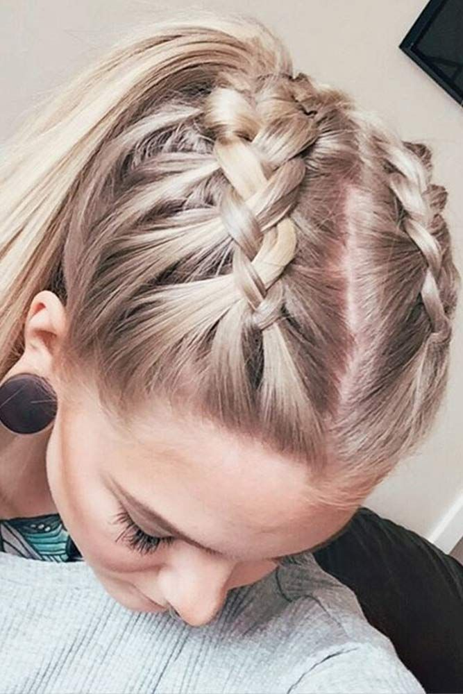 24 Easy Summer Hairstyles To Do Yourself Our collection of easy summer hairstyle...