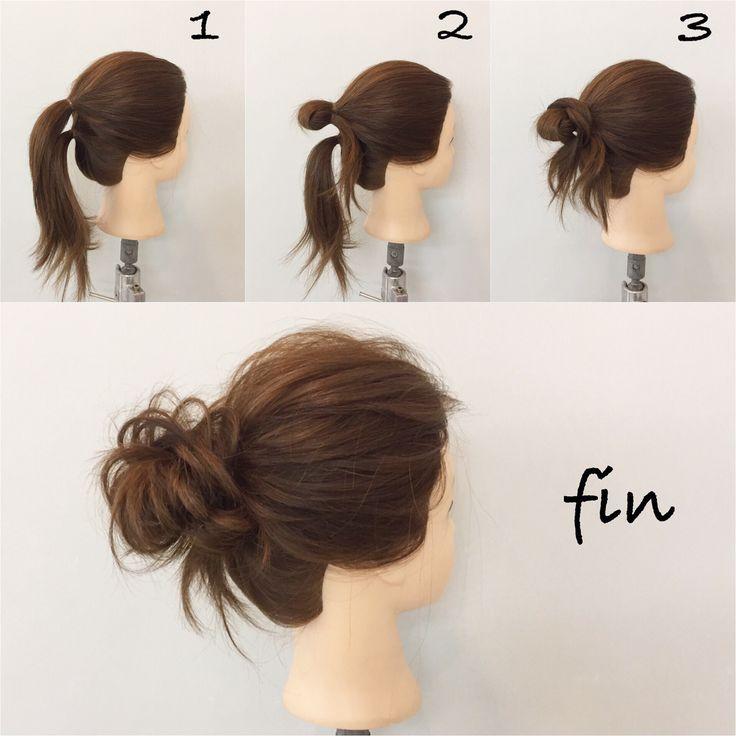 Easy bun