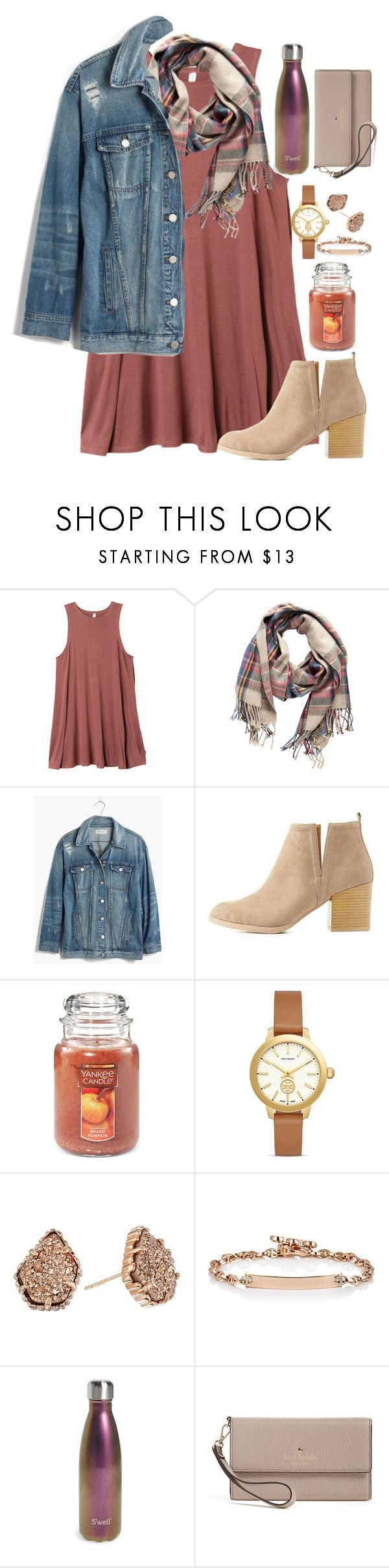 featuring RVCA, Pieces, Madewell, Charlotte Russe, Yankee Candle, Tory Burch, Ke...