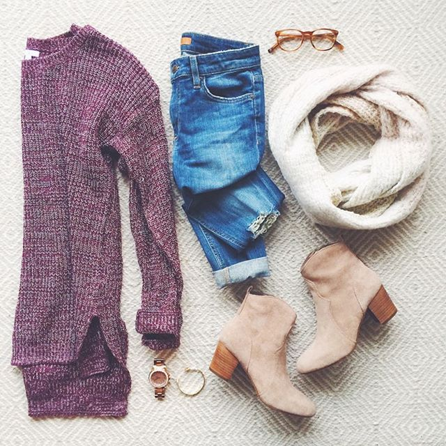 LivvyLand / sweater weather / fall outfit inspo