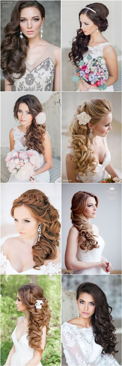 20 Gorgeous Half Up Wedding Hairstyle Ideas | www.deerpearlflow...