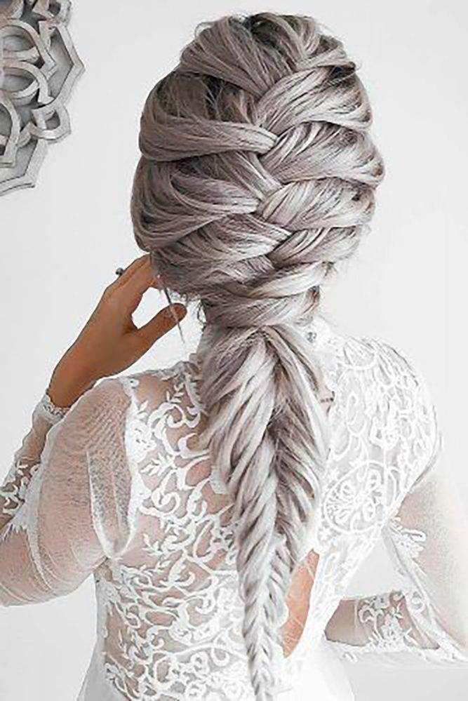 33 Boho Inspired Creative And Unique Wedding Hairstyles ❤ See more: www.weddin...