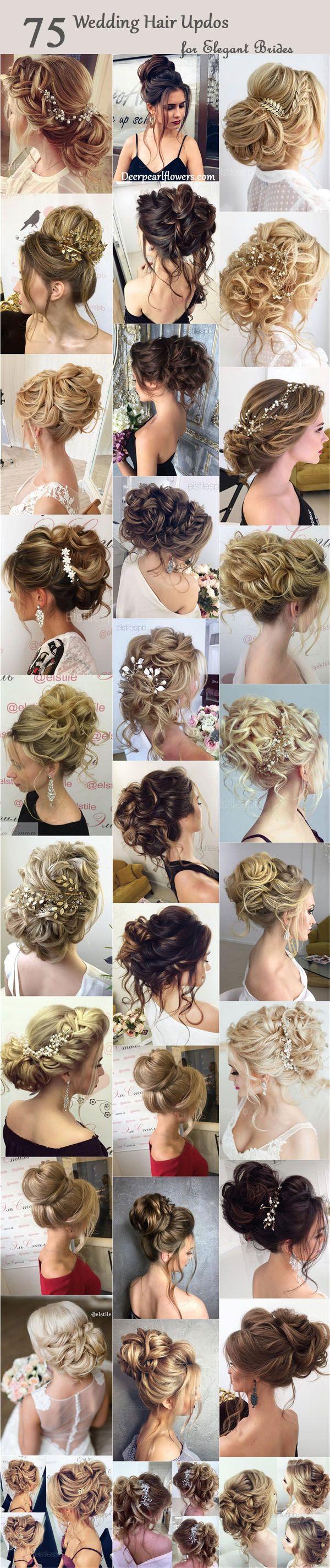 ¿Buscas un peinado para una boda, que sea elegante e informal a la vez? Aquí t...