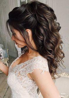 100 Prettiest Wedding Hairstyles For Ceremony Reception