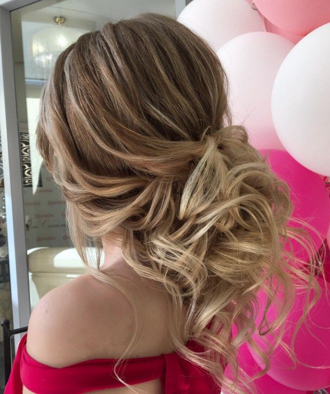 Featured Hairstyle: Elstile Wedding Hairstyles and Makeup; www.elstile.com; Wedd...