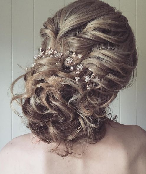 Featured Hairstyle: Kristina Youssef of KYK Hair; www.kyk.com.au/; Wedding hai...
