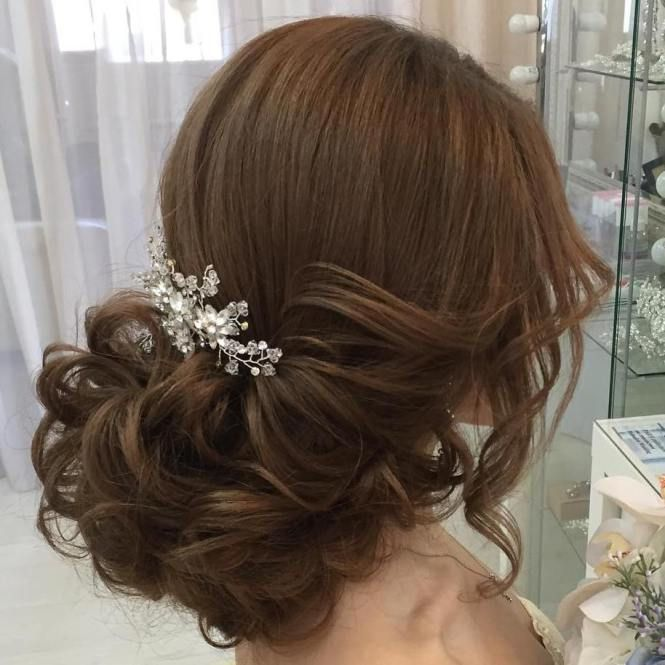 Peachy Bridal Hairstyles Inspiration Low Side Bridal Updo Beauty Schematic Wiring Diagrams Amerangerunnerswayorg