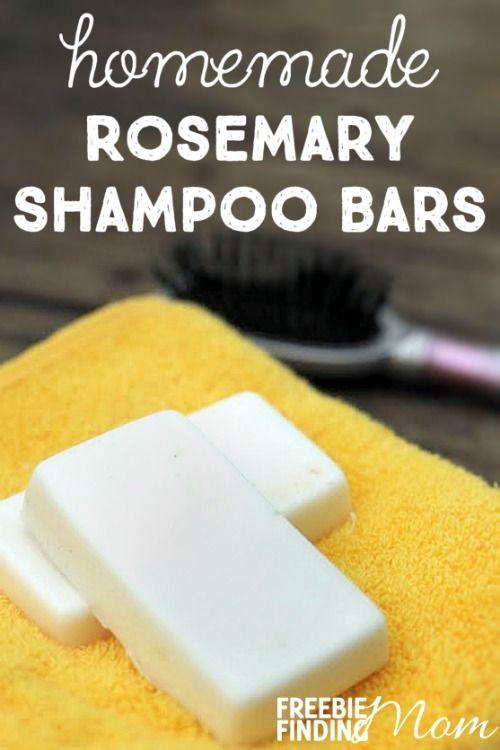 How To Make Shampoo Bars For Natural Hair