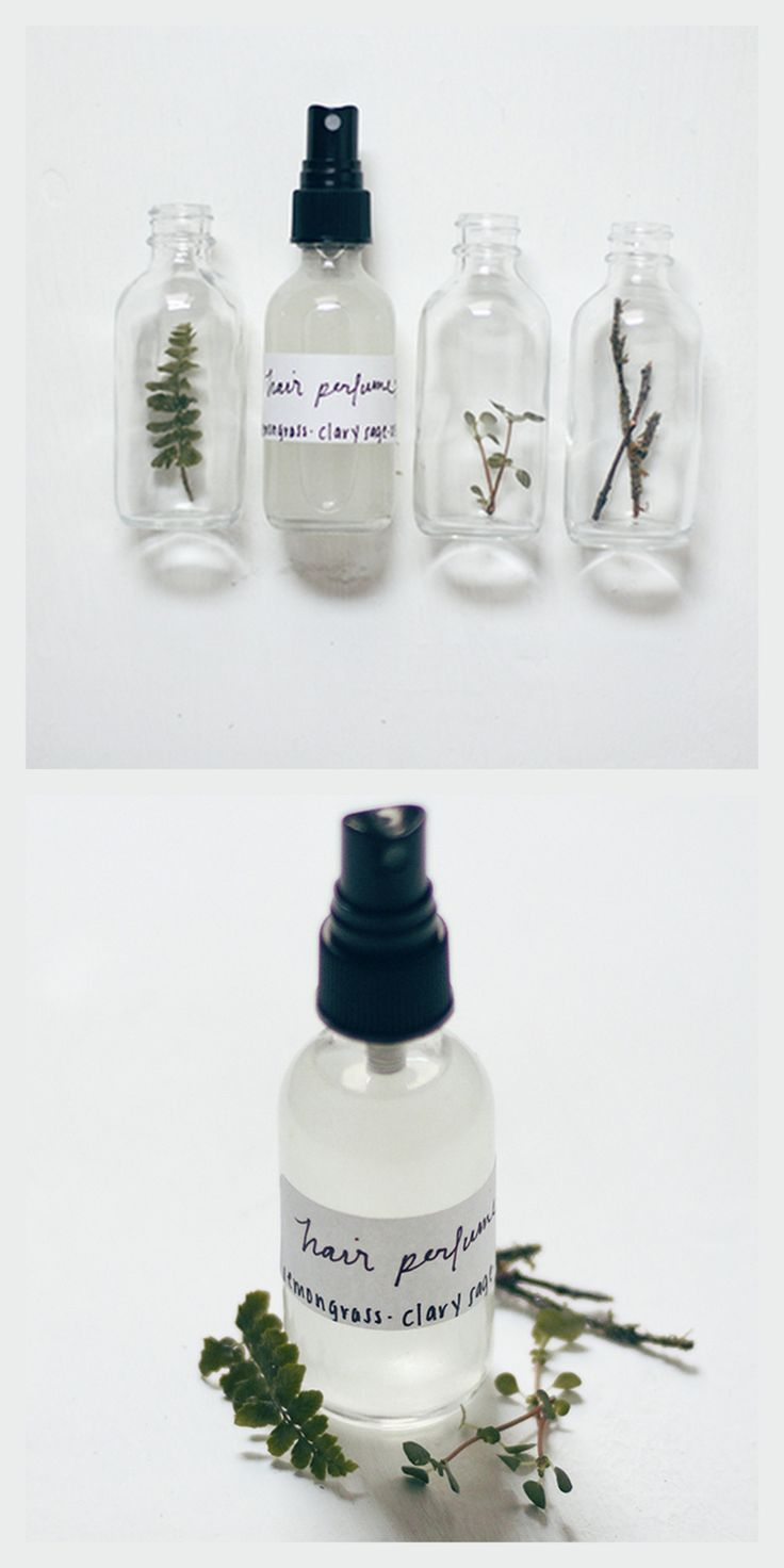 DIY Hair Perfume Recipe from Free People.Make DIY Hair Perfume with just a few i...