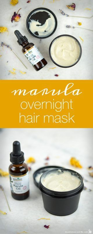 Marula Overnight Hair Mask