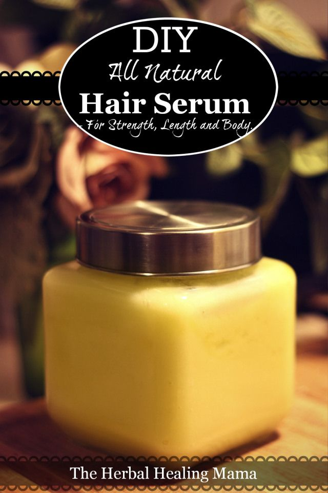 This all natural / herbal hair serum / mask is packed full of beneficial…