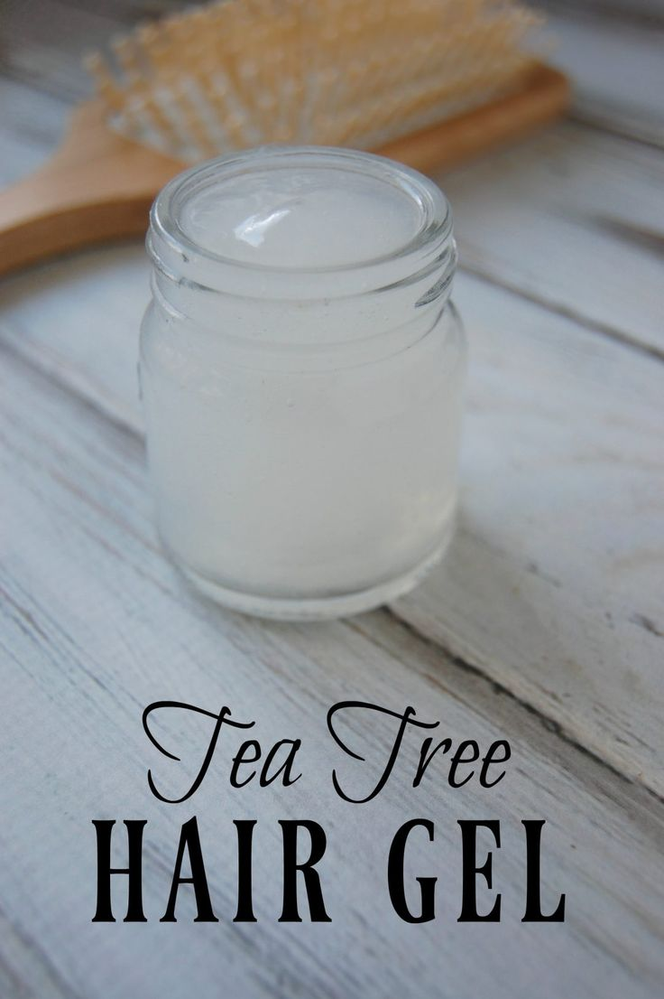 With this Tea Tree Hair Gel, you not only avoid harmful ingredients but supply b...