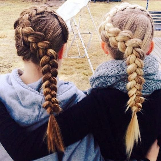 10 Pretty Braided Hairstyles to Try for Winter