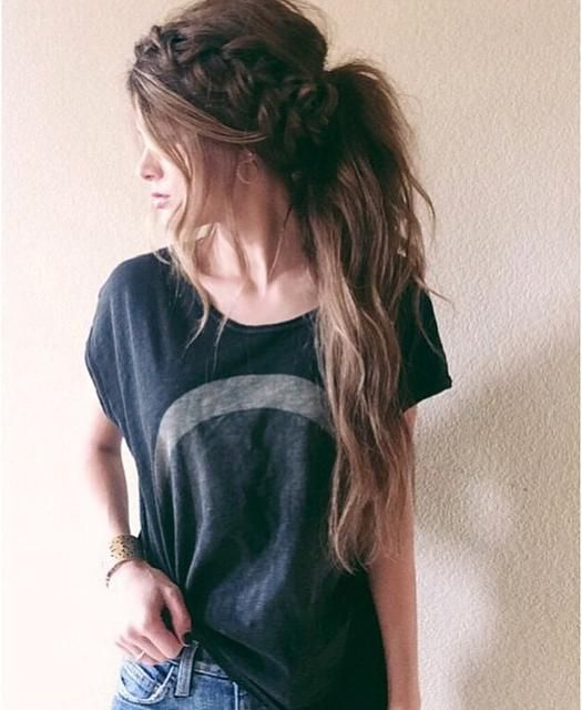 Love Braided hairstyles? wanna give your hair a new look ? Braided hairstyles is...