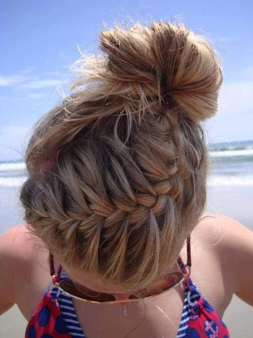 Summer Hairstyles with Braids | Hairstyles 2015 New Haircuts and Hair Colors for...