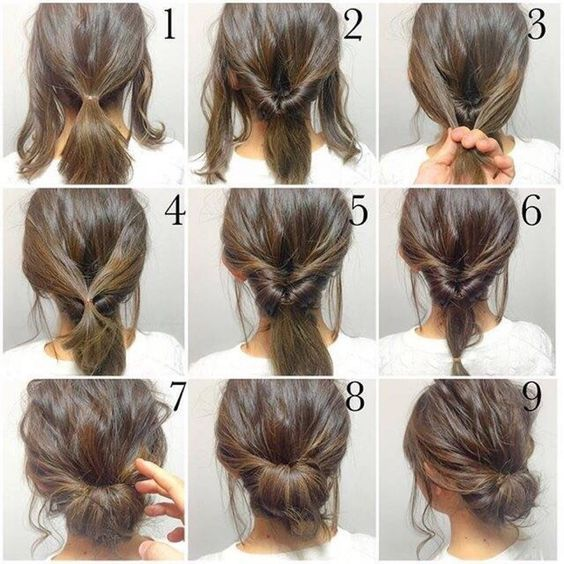 Work Hair Tutorial | The Internship Beauty Rules You Need to Know | www.hercampu...