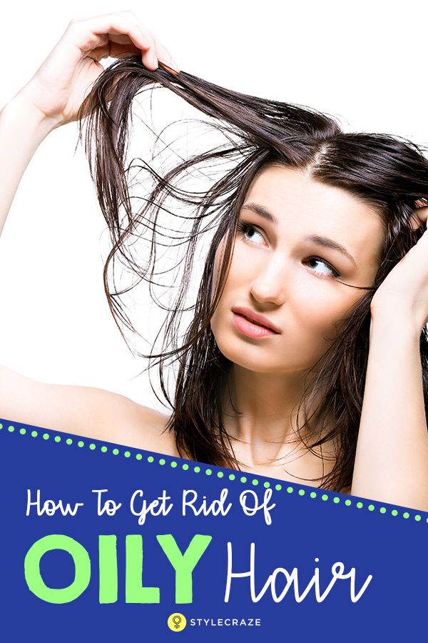 Goodbye Oily Hair! Leave This On Your Hair For 5 Minutes And Bid Goodbye To Oily...