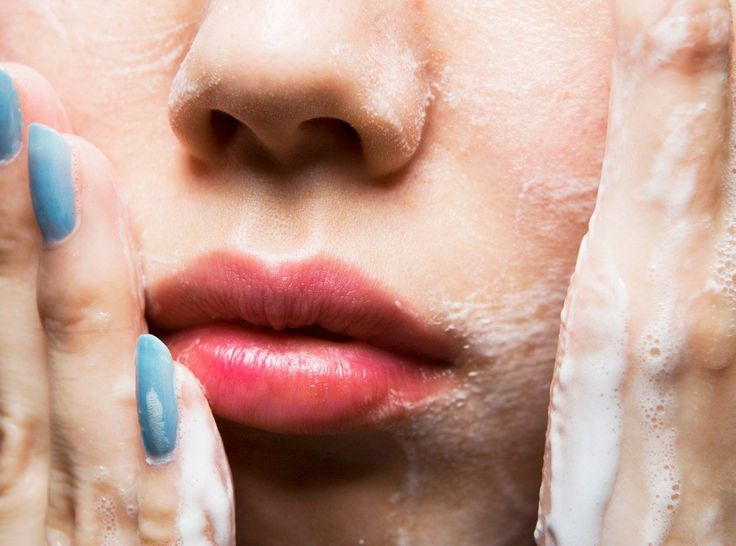 15 Mistakes You're Making When You Wash Your Face | SELF