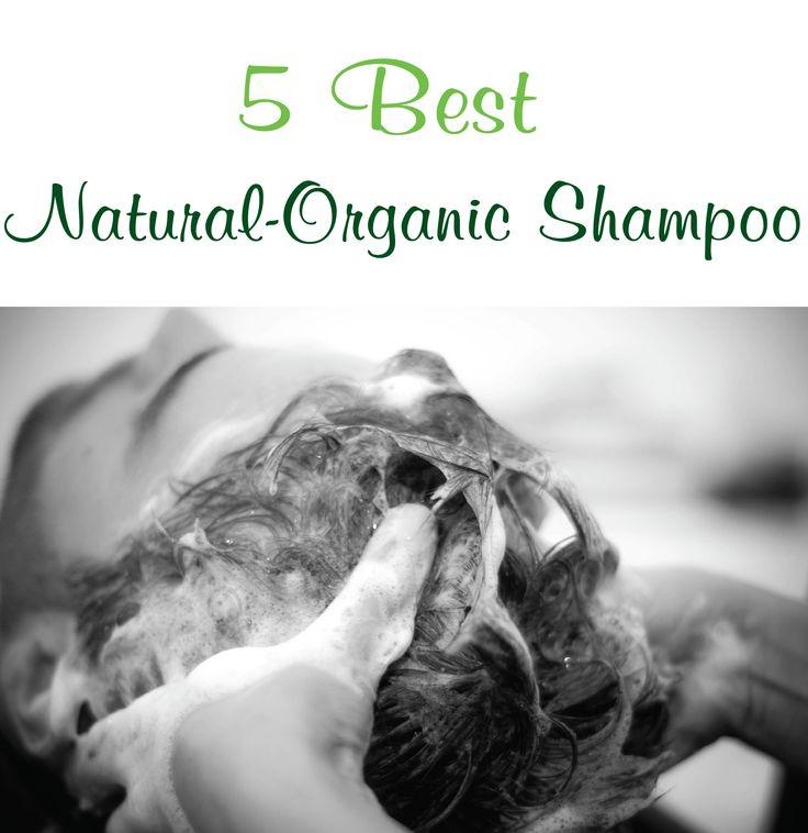 5 Best Natural-OrganicShampoo  #hiddeninbeauty #beauty #organic