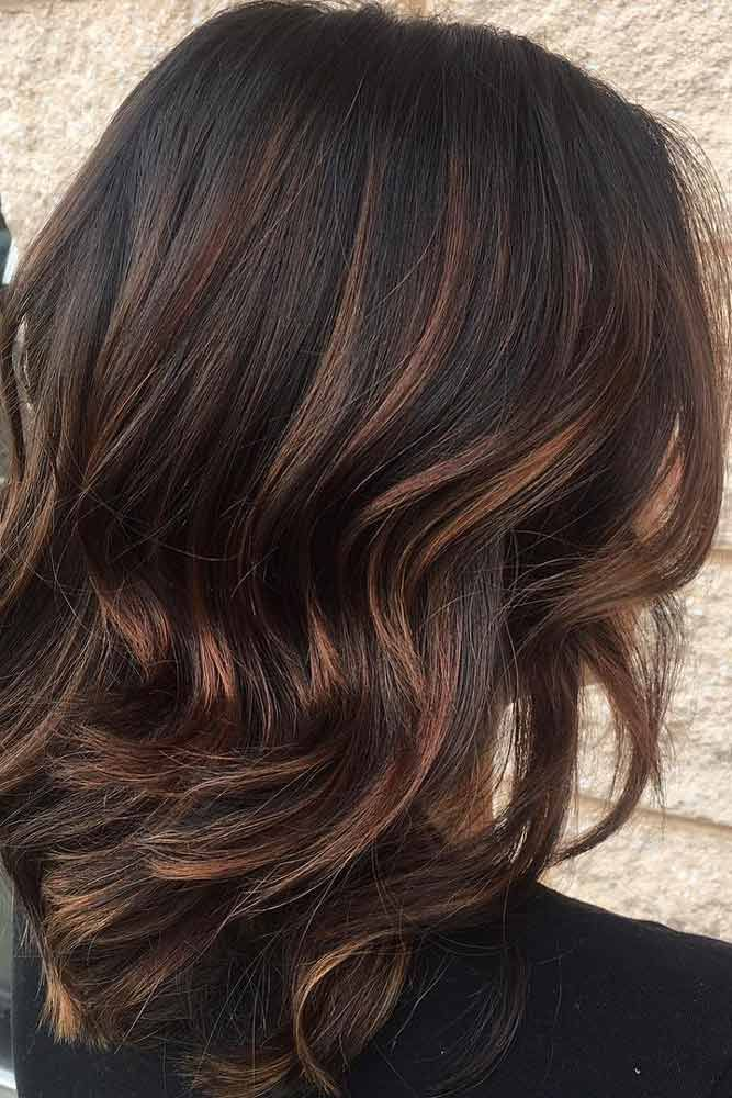Great Highlighted Hair for Brunettes ★ See more: lovehairstyles.co...