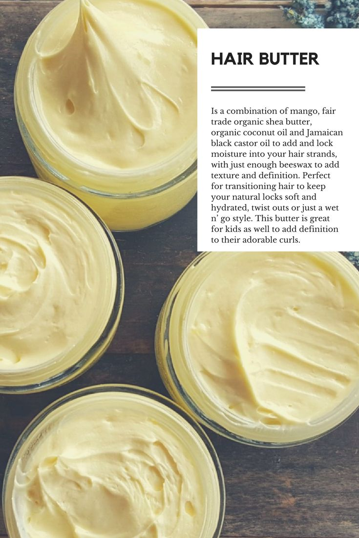 is a combination of mango, fair trade organic shea butter, organic coconut oil a...