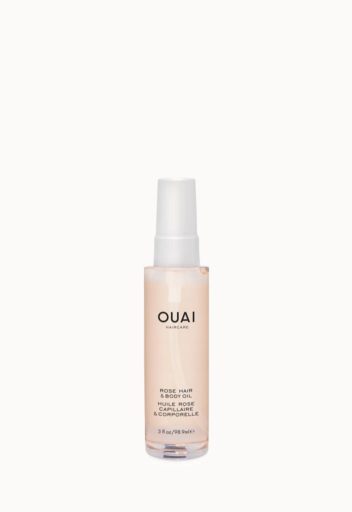 #OUAI Rose Hair and Body Oil