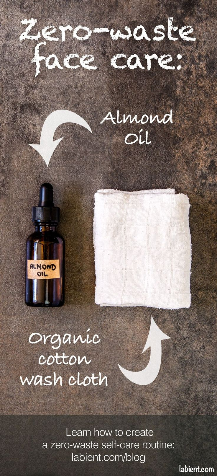 Simple, healthy, sustainable: two-ingredient face care! Clean and moisturize you...
