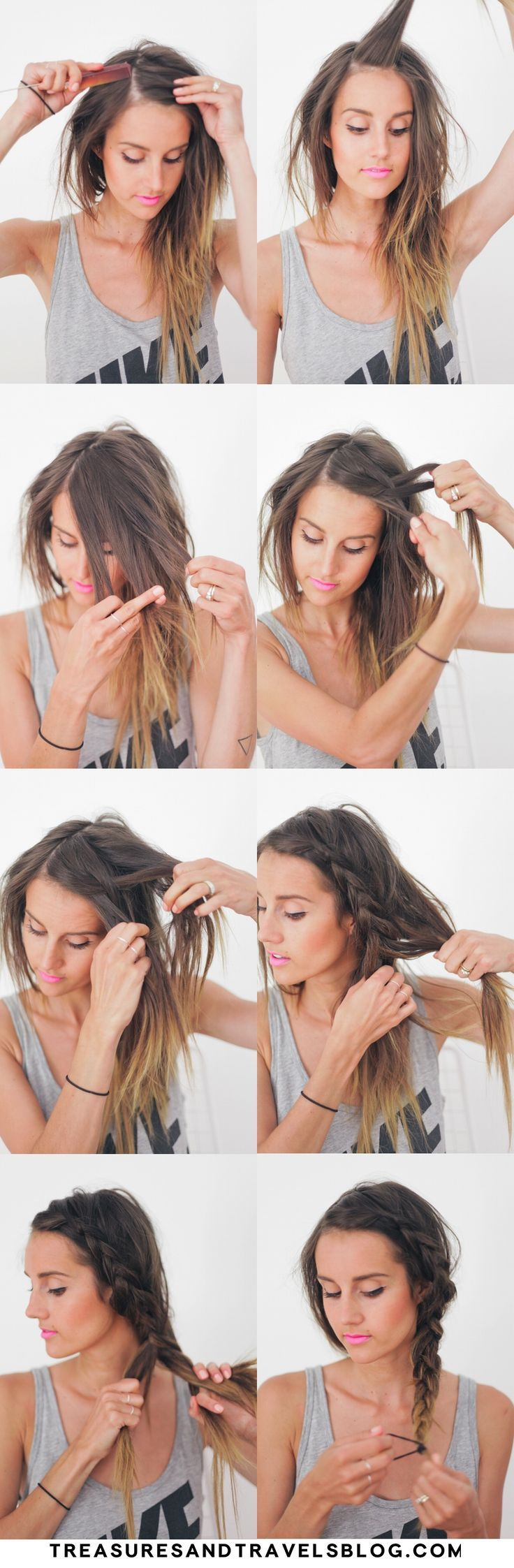 10 Hair Tutorials for You to Shine Everyday