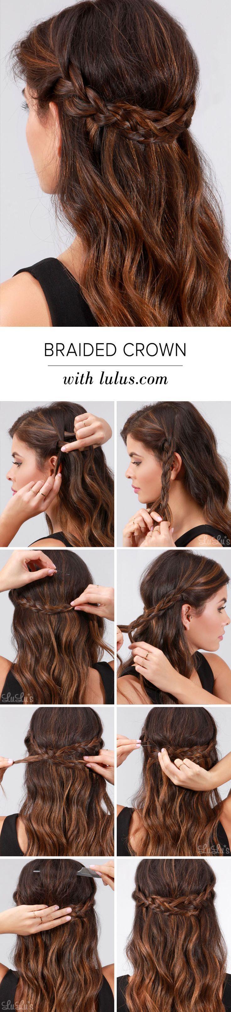 100 Super Easy DIY Braided Hairstyles for Wedding Tutorials