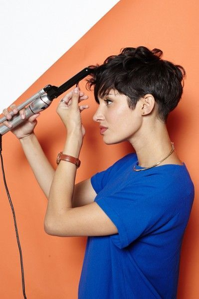 4 gorgeous ways to style your new pixie cut