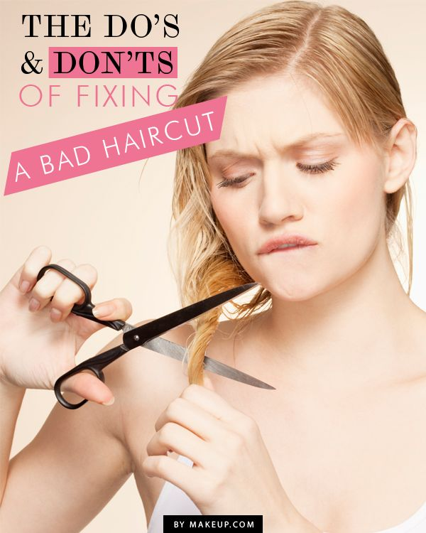 Bad haircuts are a part of life, but this guide will tell you how to deal when t...