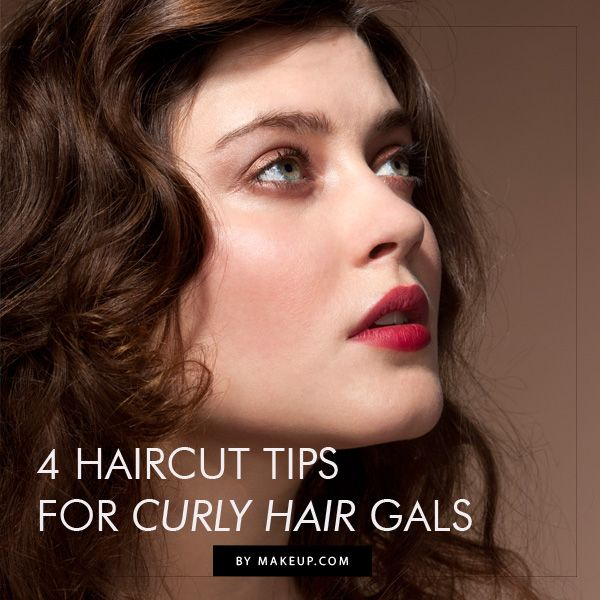 Hair pros gave us advice on the best haircuts for curly hair and the tips to kee...