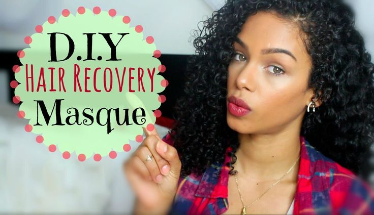 D.I.Y  Holy Grail Hair Recovery Masque | SunKissAlba