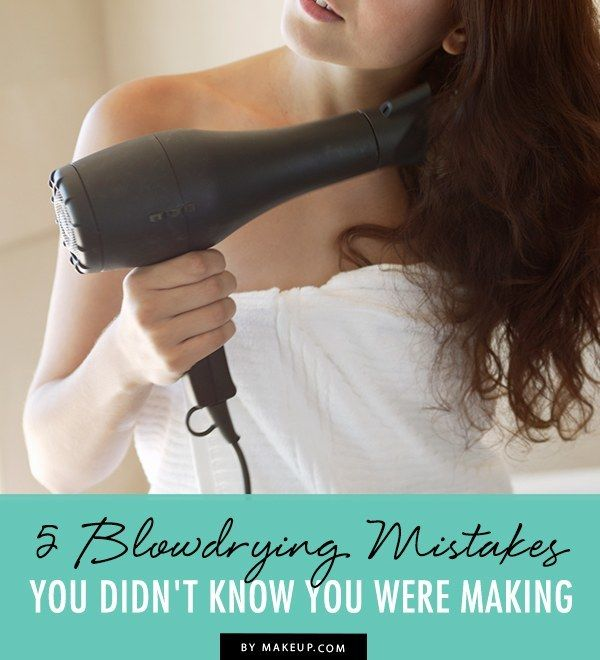 Ever wonder why your at-home blowout doesn't come out quite as bouncy and love...