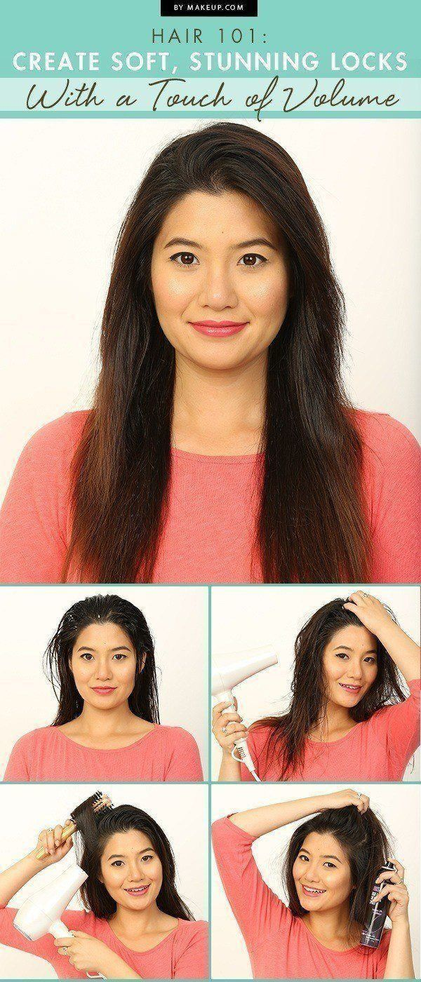 Get effortlessly gorgeous hair and lashes with this guide for mastering your eve...