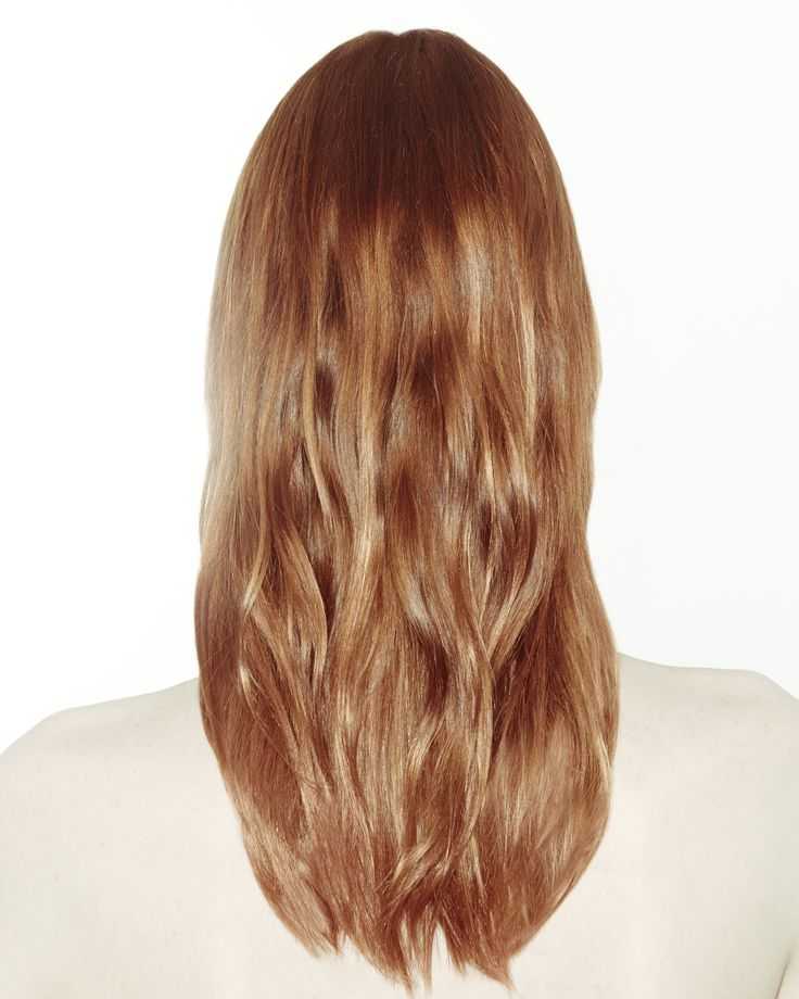 Get the look: Wash hair with Diamond Oil Shampoo and Conditioner the night befor...