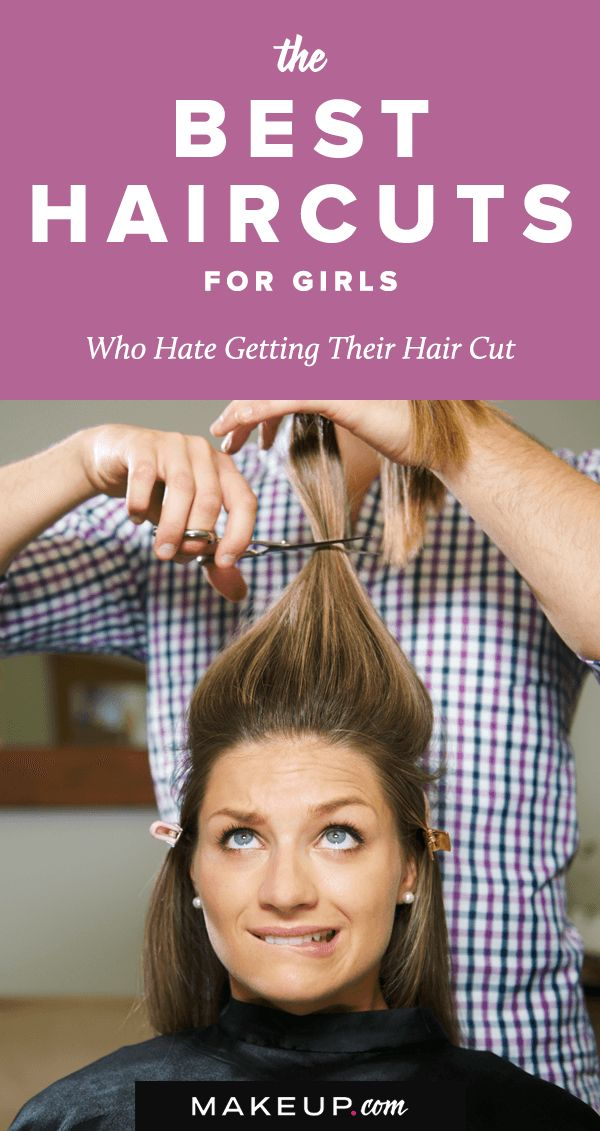 Getting a haircut is bliss for some girls and painful for others. If you hate go...