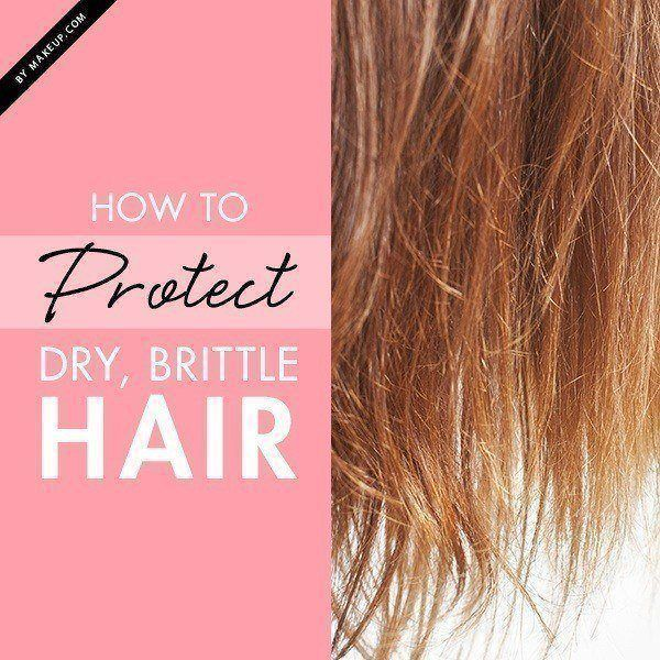 Hair snapping at the ends? That's a sign of dry, brittle strands! If you're ...