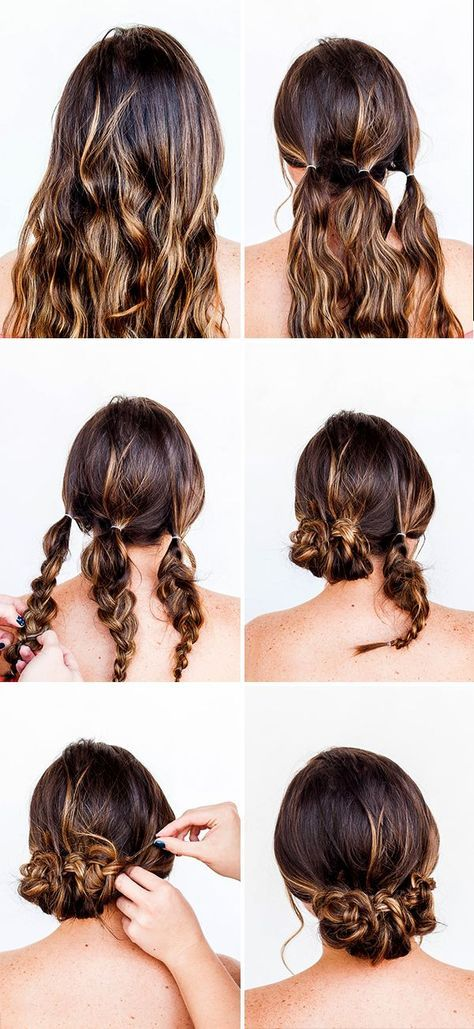 Need a Valentine's Day hair tutorial? Try this hair hack and you'll be g...